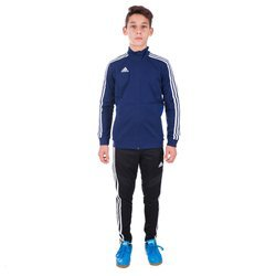 DRES ADIDAS TIRO 19 TRAINING JUNIOR NA/BL