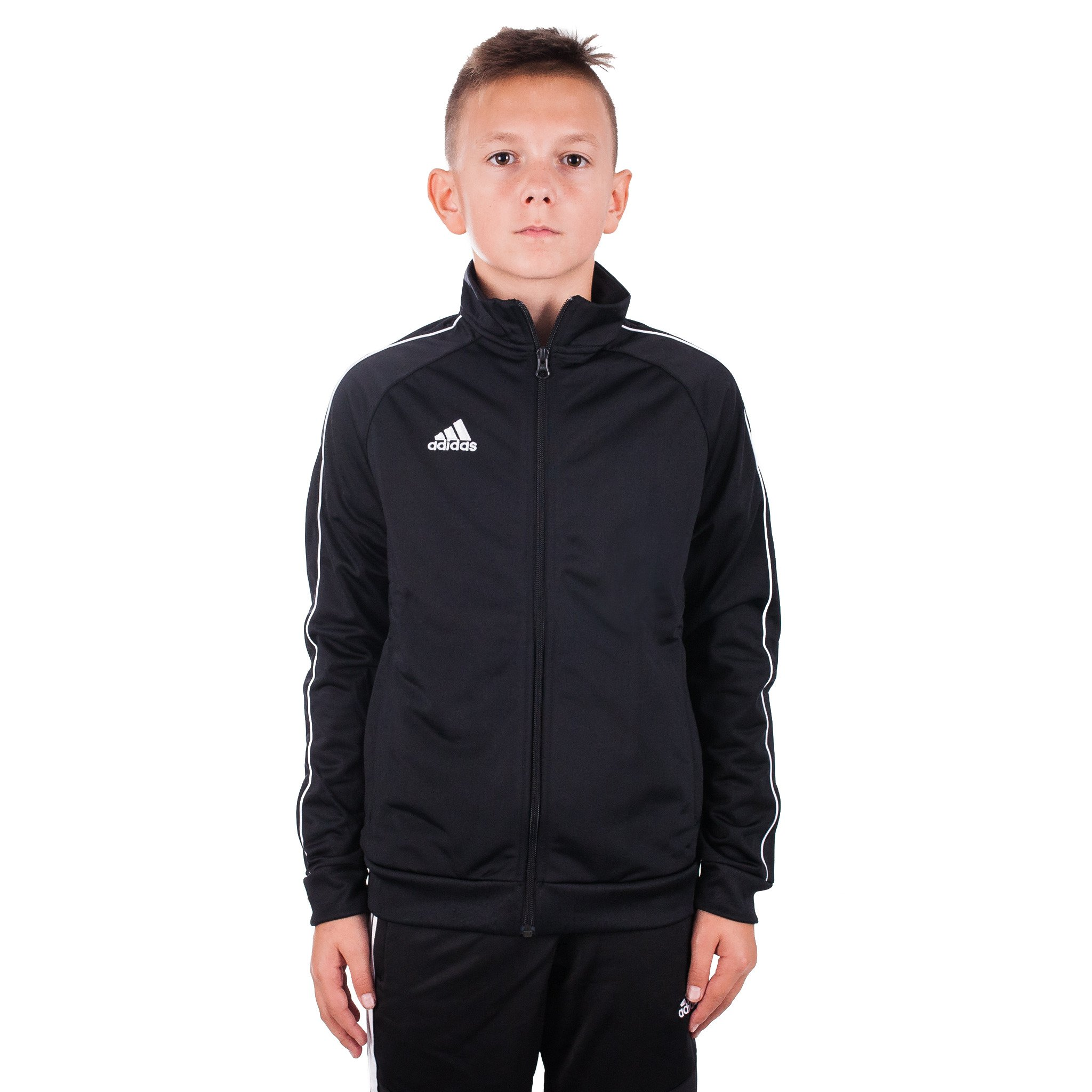 Bluza adidas Core 18 Junior CE9052 czarna