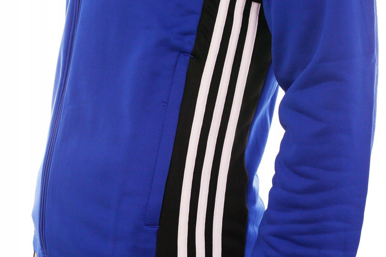 BLUZA adidas REGISTA 18 PES JR CZ8631 niebieska