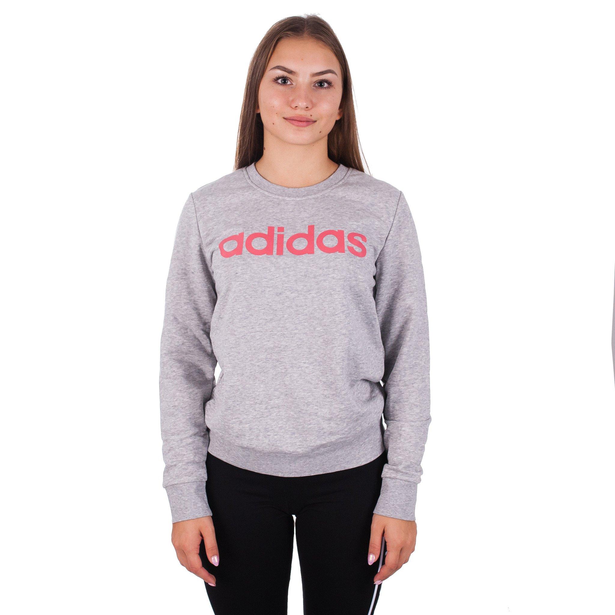 adidas bluza szara damska