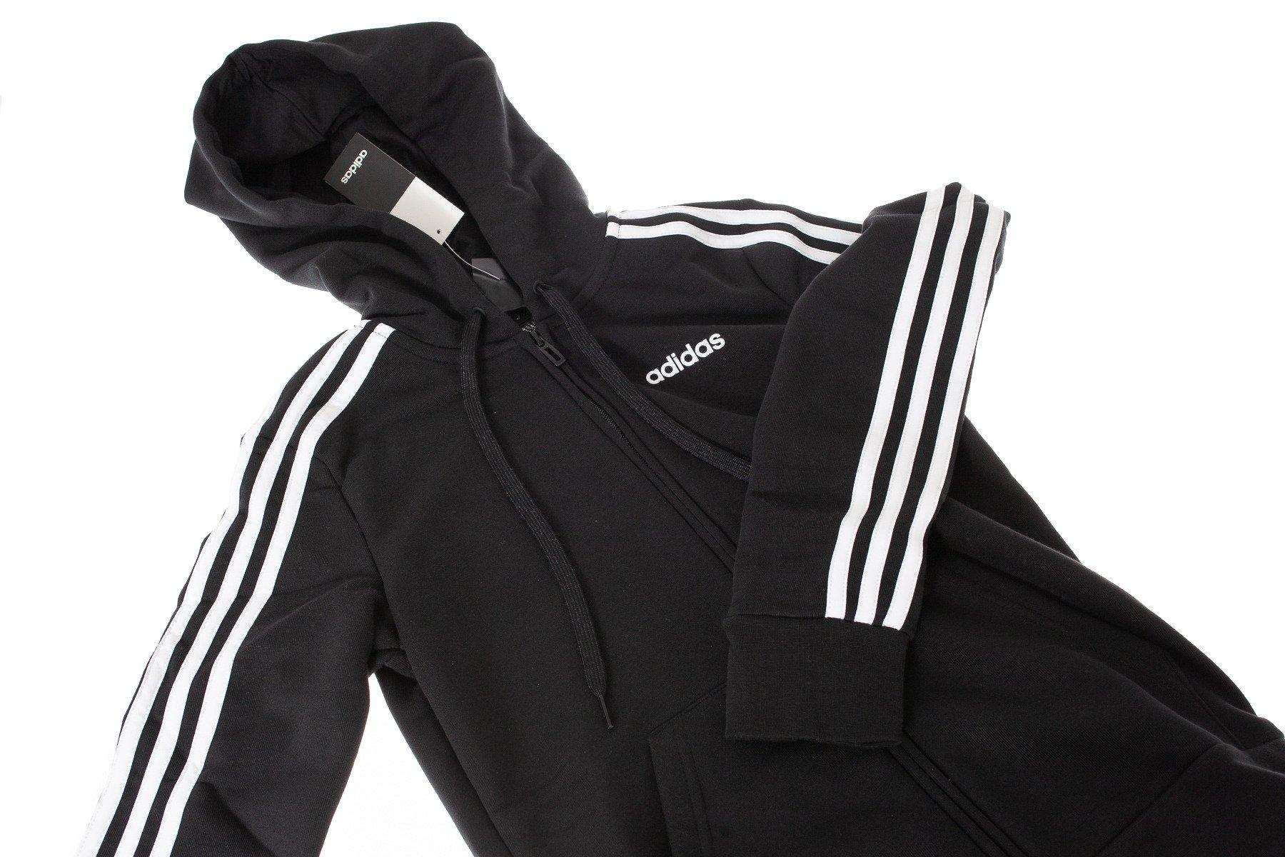 adidas bluza czarna damska