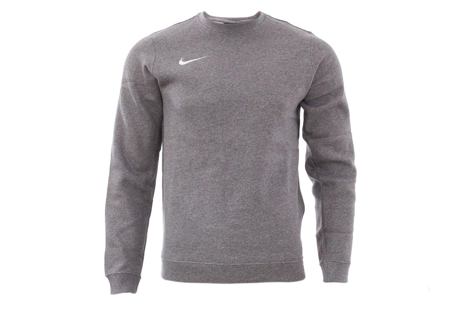 Bluza NIKE dresowa MĘSKA dla mężczyzn SZARA XL