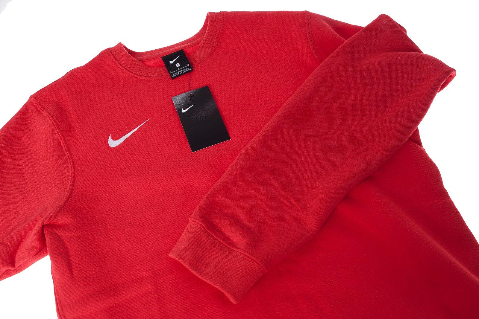 Bluza NIKE Team Club 19 czerwona AJ1466 657 L