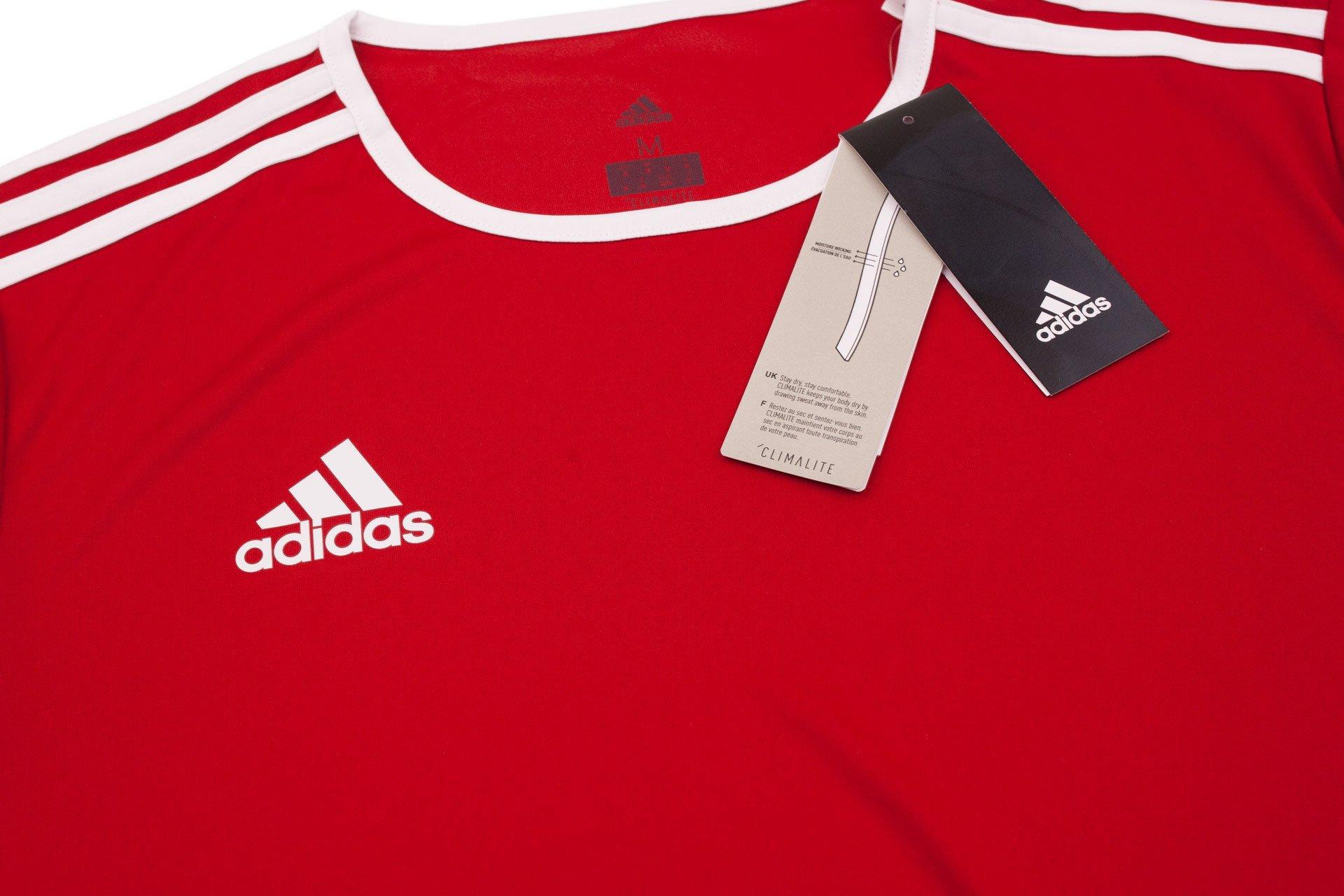 Adidas Koszulka Męska T shirt Entrada 18 CF1038