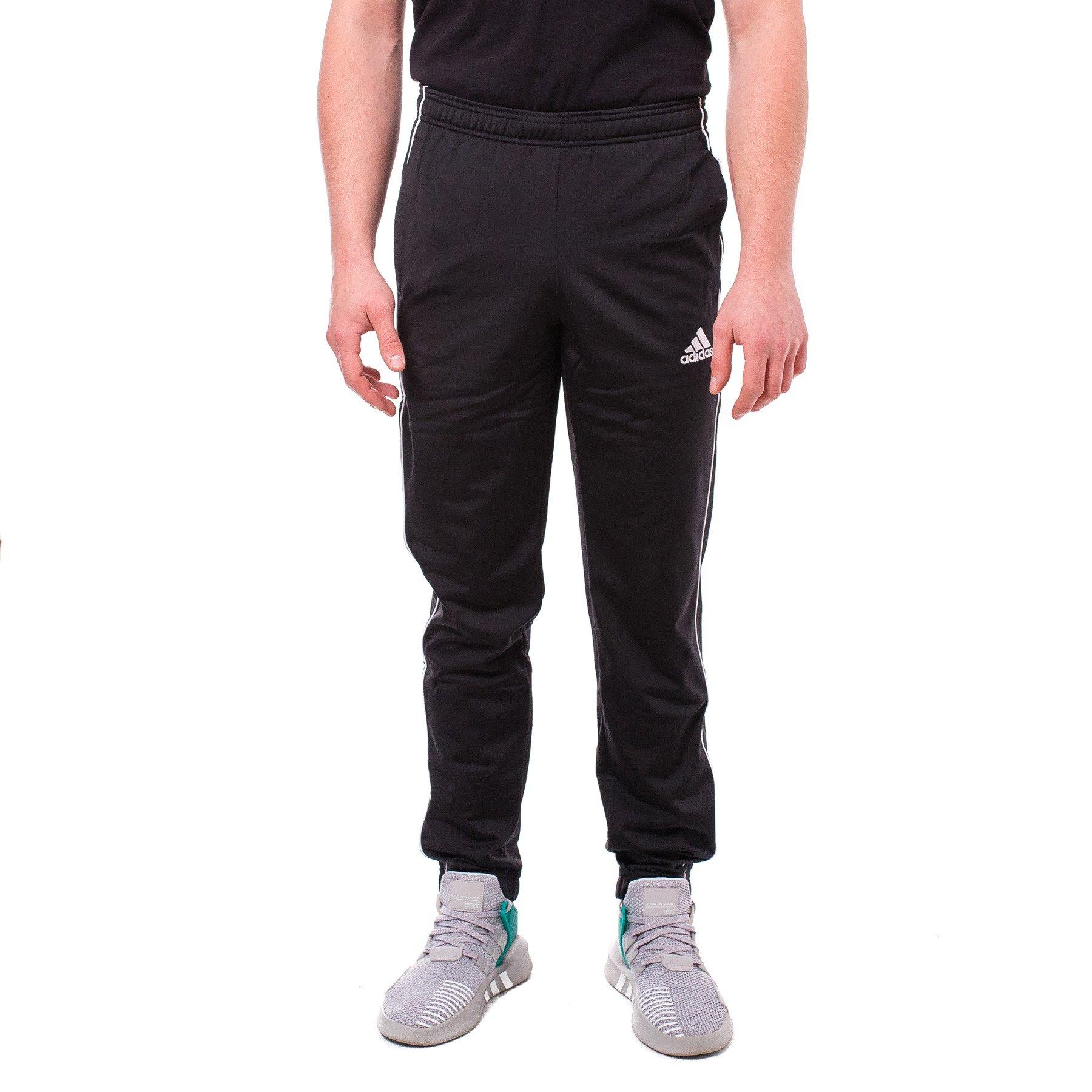 86fd7677fed40a Męskie spodnie dresowe ADIDAS, czarne - CORE 18 CE9050 | Sklep ...