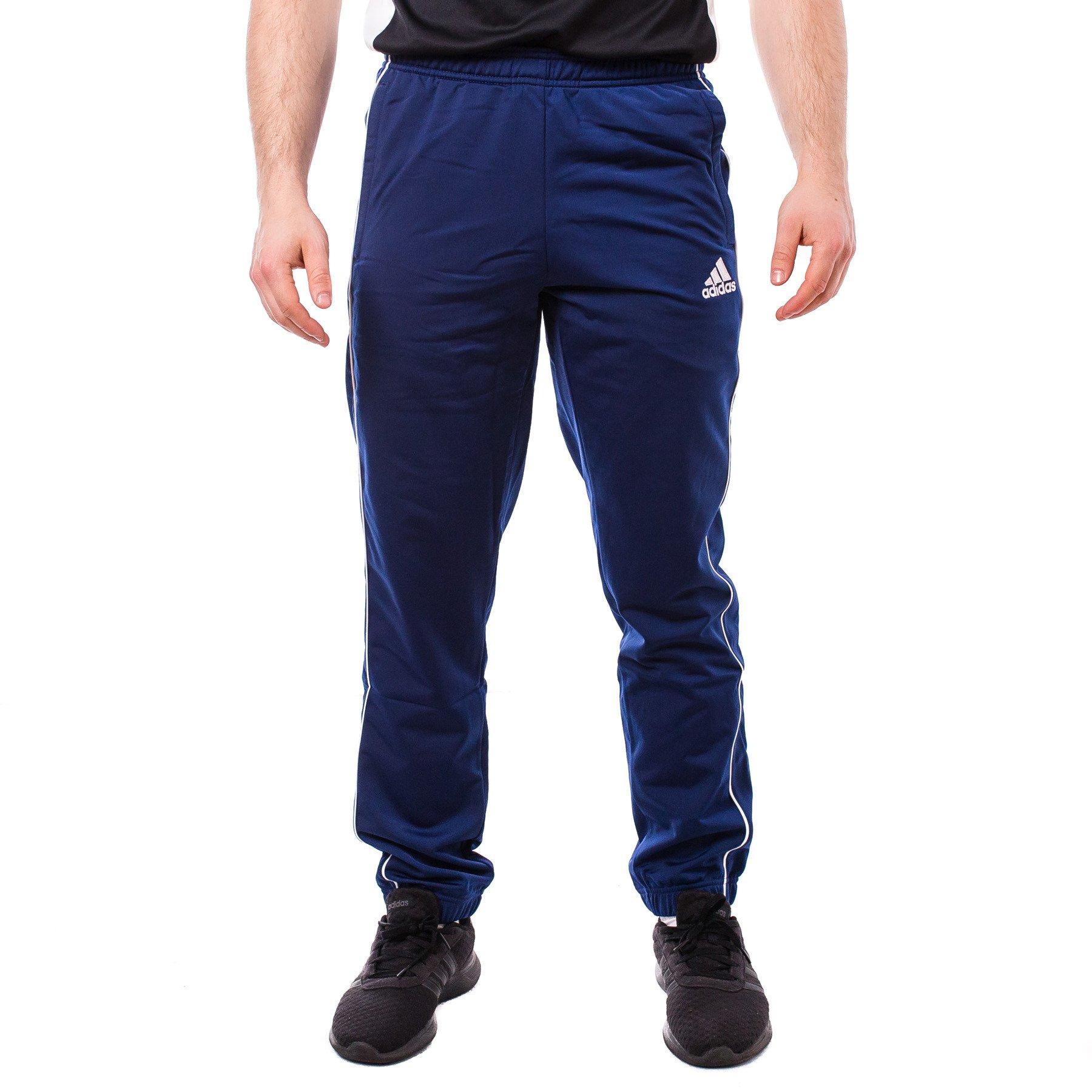0427f2fcb5625d Męskie spodnie dresowe Adidas, granatowe - CORE 18 CV3585| Sklep ...