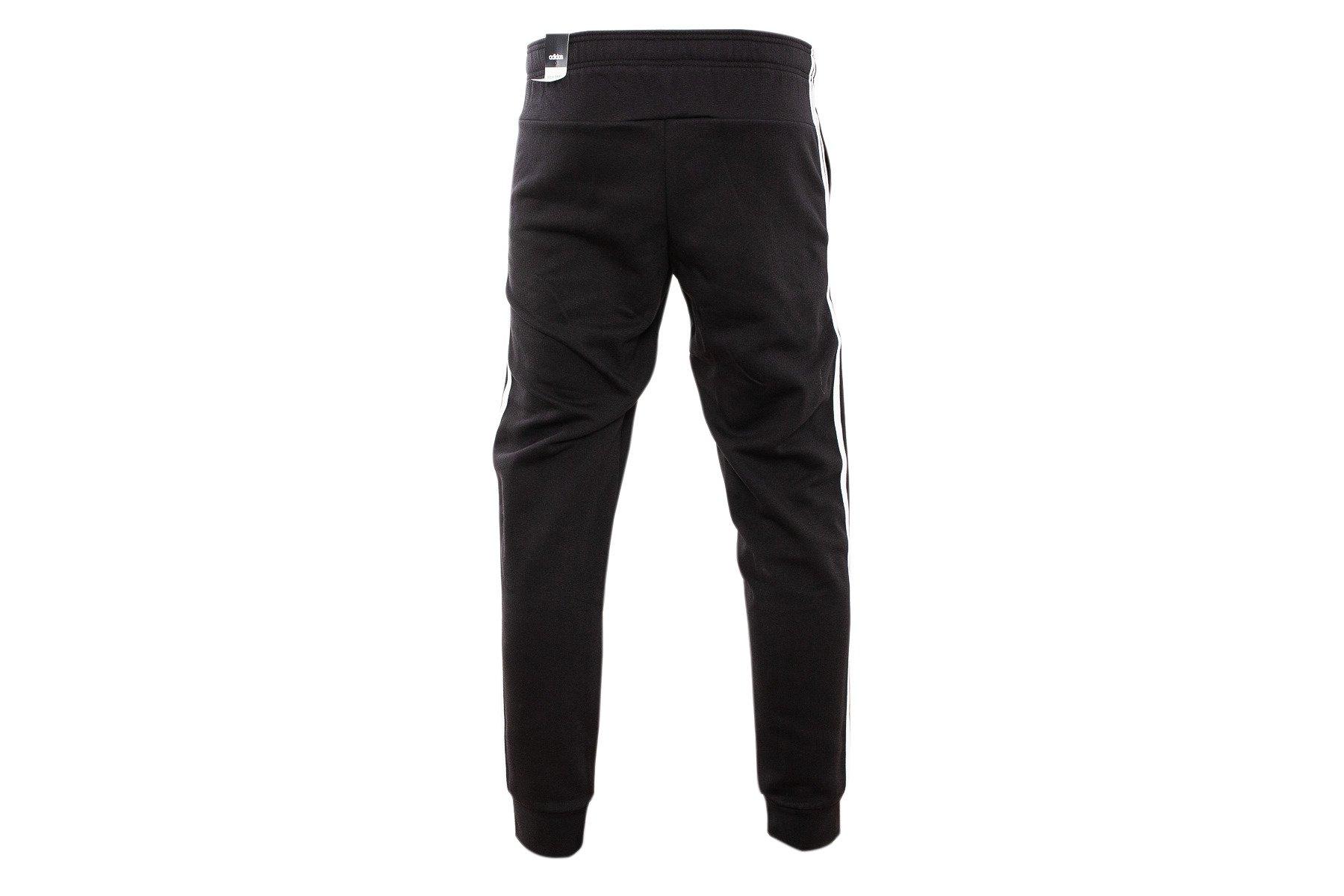 Spodnie Adidas bawełniane męskie czarne roz. M XL XXL