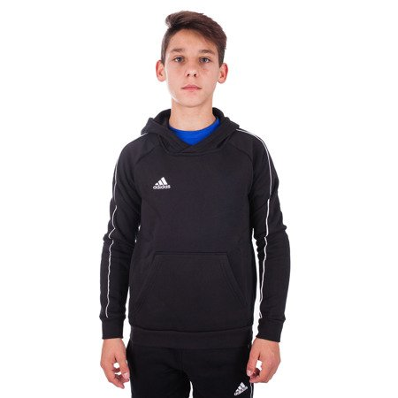 BLUZA ADIDAS CORE 18 HOODY JUNIOR CE9069