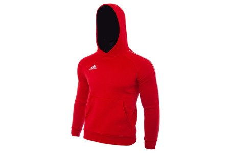 BLUZA ADIDAS CORE 18 HOODY JUNIOR CV3431